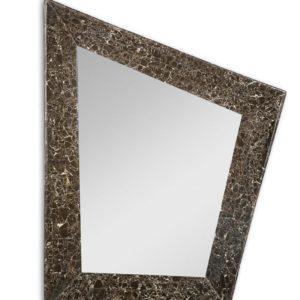 Nome Specchio; diamond colore cornice: nero