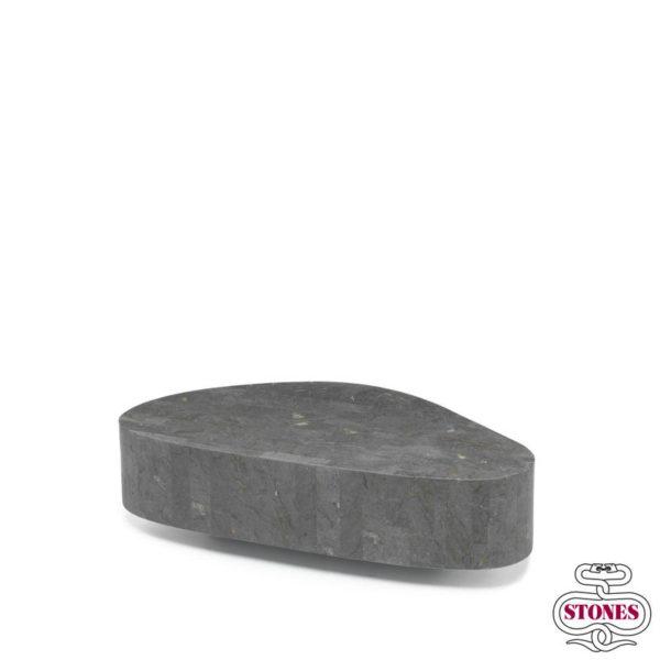 nome Tavolino: goccia colore: grigio