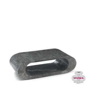 Tavolino porta Tv grigio