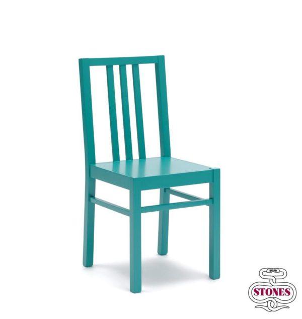 sedia turchese mina
