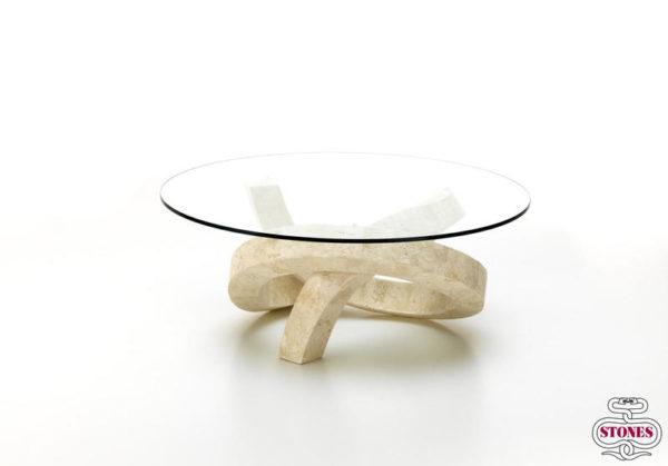 tavolini da salotto nome; loop piano in vetro
