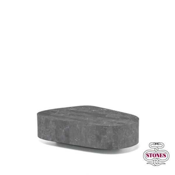 nome tavolino: trapezio colore: grigio