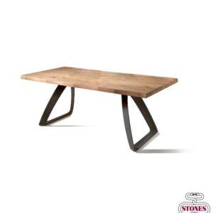 Tavoli fissi nome: bridge piano in legno