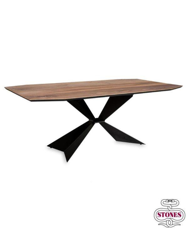 tavoli fissi colore: texas piano in legno