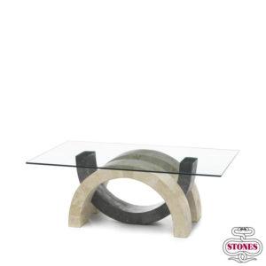 tavolini da salotto nome: olimpia salotto piano in vetro