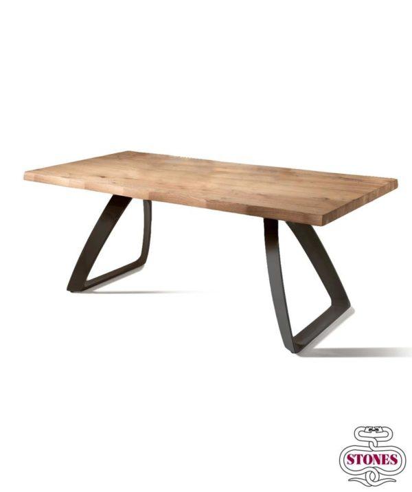 tavolo allungabile nome: grande bridge piano in legno