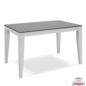 tavolo allungabile nome: big gamba a spada colore: grigio
