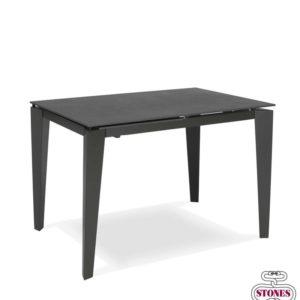 tavolo allungabile nome: flash colore: grigio