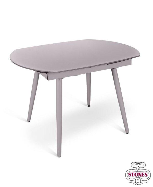 tavolo allungabile nome: kyoto four colore: grigio