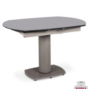 tavolo allungabile nome: kyoto colore: grigio