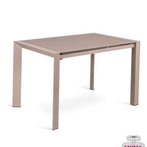 tavolo allungabile nome pixel colore marrone