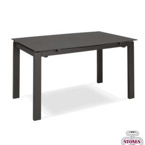 tavolo allungabile nome slide colore grigio