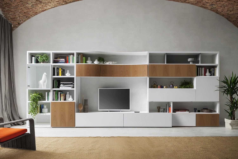 Libreria Per Soggiorno.Napol Libreria Soggiorno 701