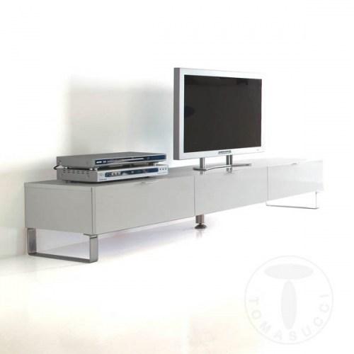 TOMASUCCI BASE PORTA TV 3 CASSETTI SYSTEM